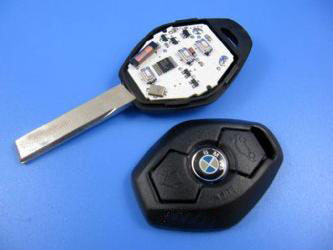 BMW remote key 3 button 2 track 315mhz