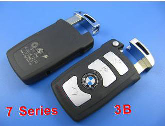 BMW smart key shell 7series