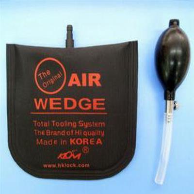 Bigger air wedge