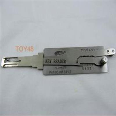 Decoder picks Toyota crown new lexus TOY48 (di