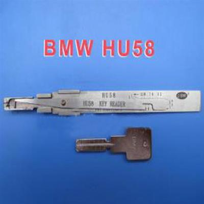 Decoder picks oId BMW HU58