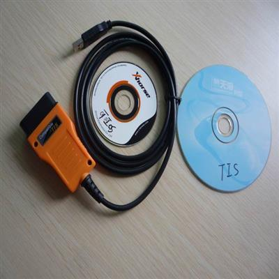 Toyota TIS OBD2 Cable