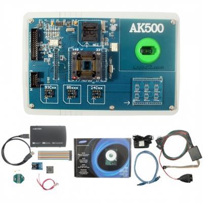 AK500 key programmer with database hard disk