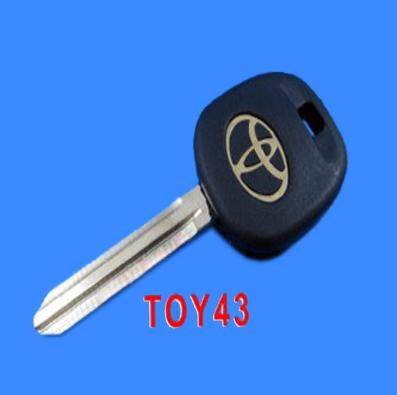 Toyota Key Shell TOY43