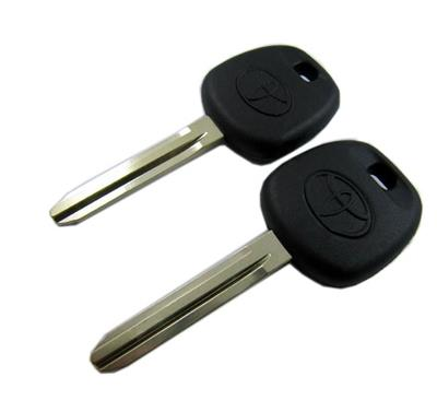 New Style Toyota Key Shell Position for the TPX