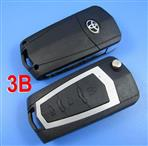 Toyota Camry Flip Modified Remote Key Shell