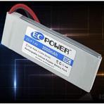 EC 3000mah 7,4V 7,4 2S lipo li-po battery akku 35C RC Lithium