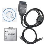 ELM327 1.5V USB CAN-BUS Scanner Software