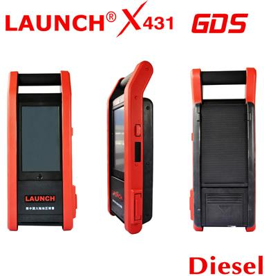Launch X431 GDS English Diesel Diagnostic Configuration Heavy Duty