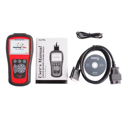 Autel Maxidiag Elite MD704 With Data Stream Function for All System