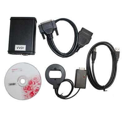 Latest VVDI V19.2 China VAG Vehicle Diagnostic Interface