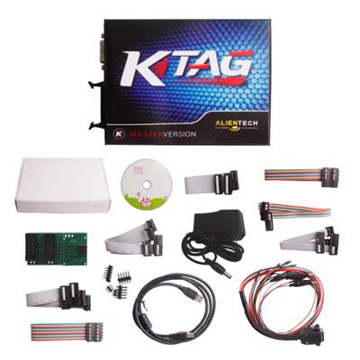 V2.13 KTAG K-TAG ECU Programming Tool Master Version