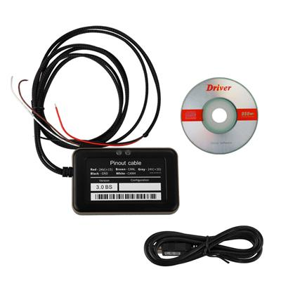 Cheap 8 in 1 Truck Adblue Emulator with Nox Sensor for Mercedes