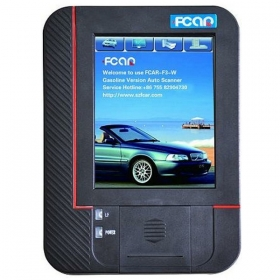 Fcar F3-G (F3-W + F3-D) For Gasoline cars and Heavy Duty Trucks 2 in 1