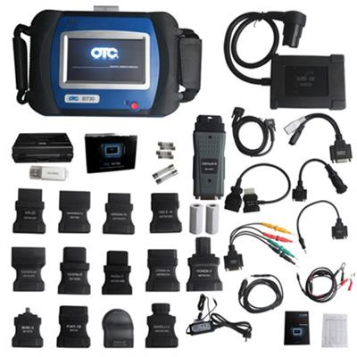 AUTOBOSS OTC D730 Automotive Diagnostic Scanner with Built In Printer