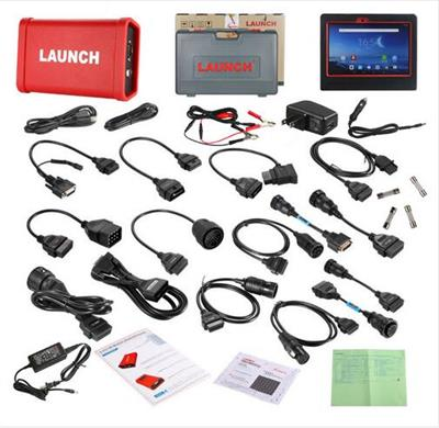 Original Launch X431 V+ Wifi/Bluetooth Plus HD Heavy Duty Truck Diagno