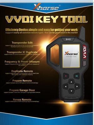 Original Xhorse VVDI Key Tool Remote Key Programmer