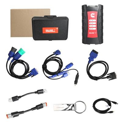 Truck Diagnostic Tool Cummins INLINE 7 Data Link Adapter