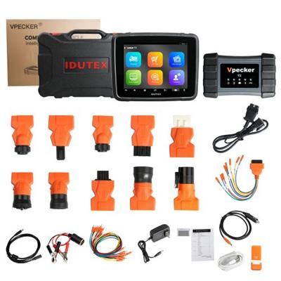 XTUNER T2 Diagnostic Tool for Heavy-duty Truck and Commercial Vehicles
