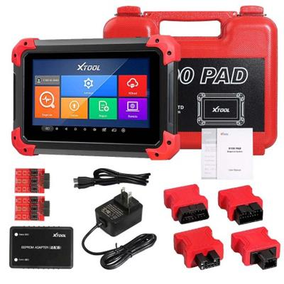 Newest XTOOL X100 PAD Key Programmer With Oil Rest Tool Odometer Adjus