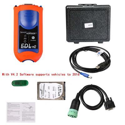 John Deere EDL V2 Electronic Data Link Truck Diagnostic Kit